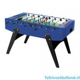 Garlando voetbaltafel G-2000 Blauw
