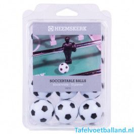 Roberto Tafelvoetbal ballen glad-oranje