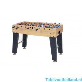 Garlando voetbaltafel F-3 met telescopische stangen Wood
