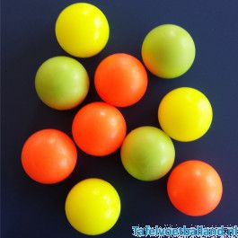 FAS Tafelvoetbal ballen gekleurd 10 stuks