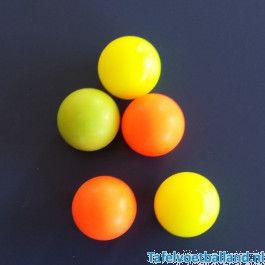 FAS Tafelvoetbal ballen gekleurd 5 ballen stuks