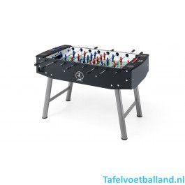 De tafelvoetbal FAS fun komt nu in een moderne uitvoering, namelijk de Black Tulip. Deze semi-professionele tafelvoetbal komt in de wit/zwart uitvoering, inclusief wit glazen speelveld.  Dankzij de verchroomde 16mm telescoopstangen is er eveneens aan het