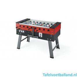 FAS Tafelvoetbal tafel San Siro met telescopische stangen