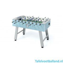 FAS Tafelvoetbal tafel Smart Outdoor Aquagreen