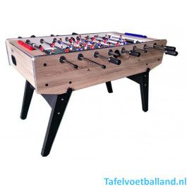 TopTable Voetbaltafel Competition Pro *** Formica/Metal Line Folding-Wood