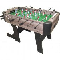TopTable Voetbaltafel Score Fold-Up Wood