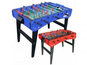 Roberto Sport voetbaltafel Family Blauw of Rood